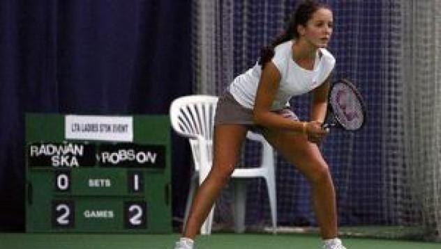 Тенисистките били леки жени