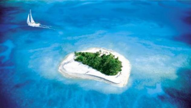 Продават остров!