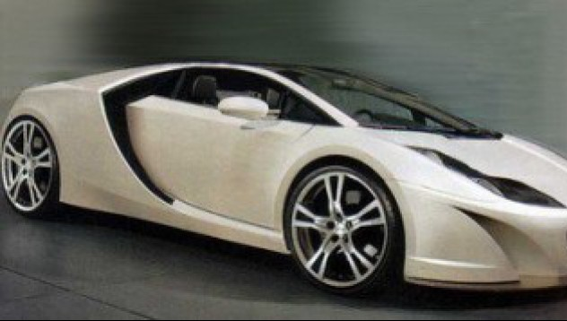 Новият Lotus Esprit в Париж?