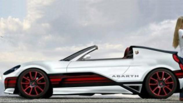 Abarth с първи самостоятелен проект