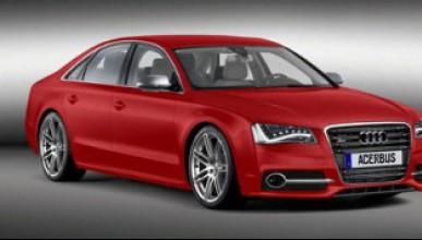 Новото Audi S8 излиза през 2012
