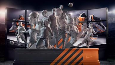 Nike представя серията футболни обувки Elite