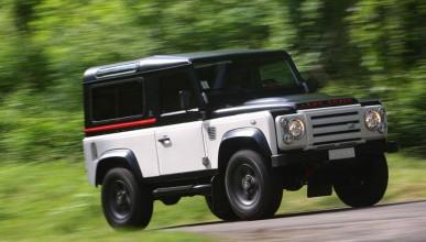Aznom + Land Rover Defender = чудовище!