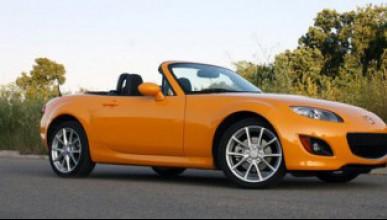 Новата Mazda MX-5 с Ванкелов двигател?