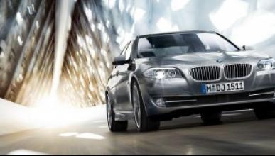 Пета серия на BMW - изчерпана!