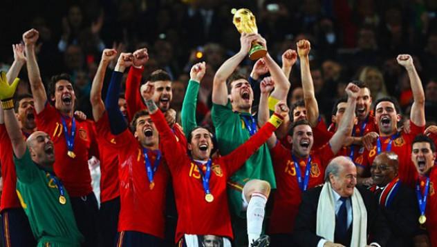 Испания - шампион!