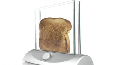 Прозрачен тостер