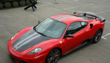 Ferrari и руснаците
