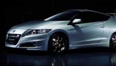 Хибридната Honda CR-Z получи втори пакет от Mugen