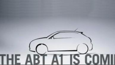 ABT разработва тунинг пакет за Audi A1