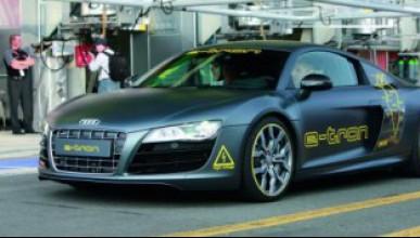 Audi e-Tron спечели първото електрическо рали