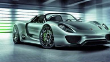 Porsche 918 Spyder излиза през август