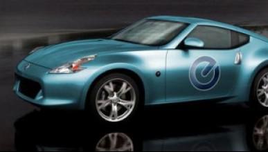 Nissan разработва кола на ток