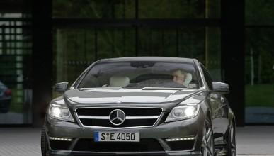 Mercedes CL63 и CL65