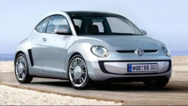 Новата костенурка на VW
