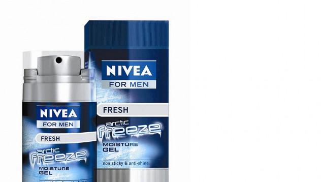 NIVEA FOR MEN представя серията Arctic Freeze