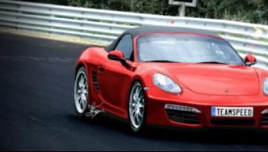 Porsche Boxster вече и с три цилиндъра