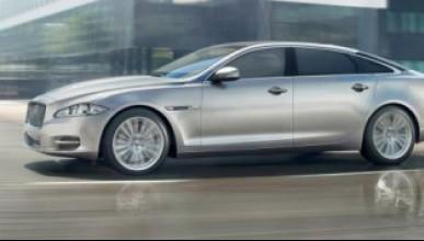 Jaguar показва бронирания XJ Sentinel