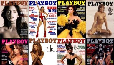 Твърде секси снимки в Playboy?