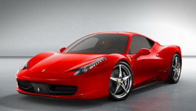 Ferrari 458 Italia с фабричен дефект?
