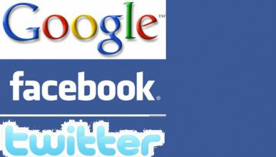 Facebook и Twitter от Google