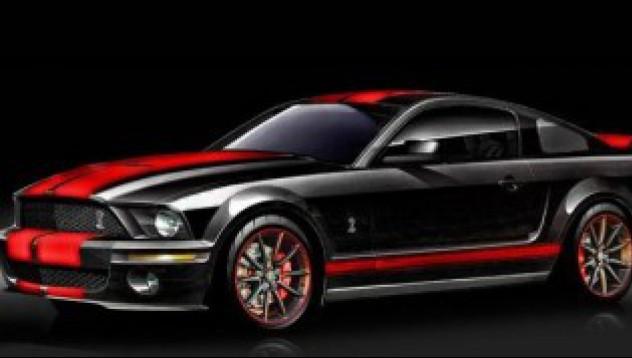 Ford Mustang с 1000 коня?