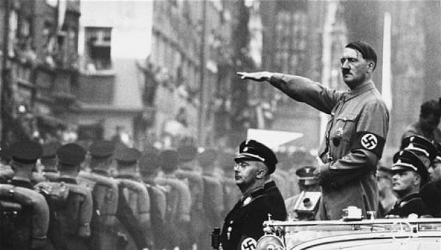 Великите диктатори - Адолф Хитлер