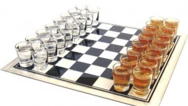 Шах за поркане