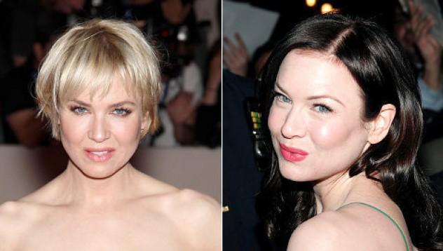 Блондинка или брюнетка?