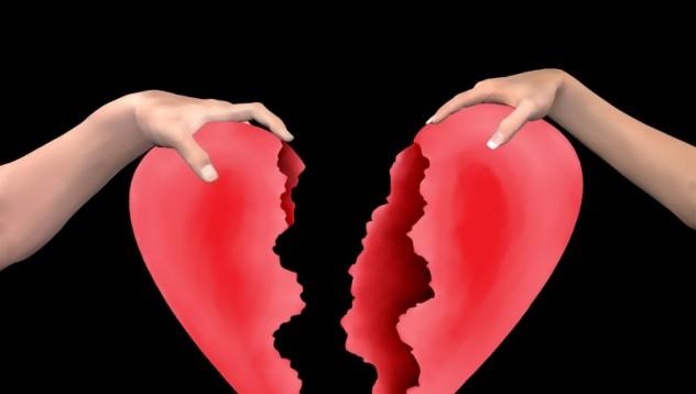 Разбито сърце