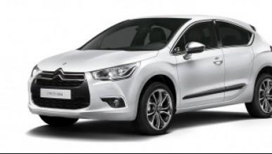 Citroën показа първите снимки на DS4