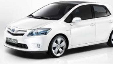 Toyota избрани за най-екологични