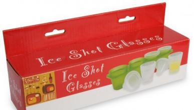 Ракиени ледени чашки