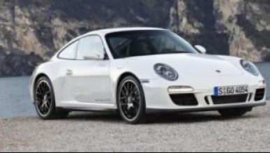 Най-мощното Porsche 911 Carrera