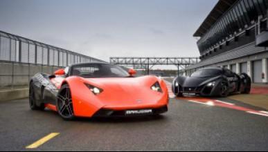 Двете руски суперколи стартират производство