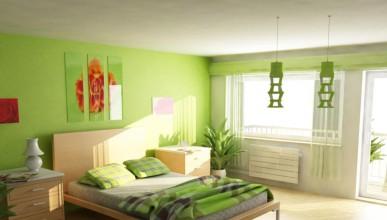 Секси цветове в спалнята