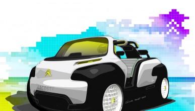 Шантава концептуалка на Citroën