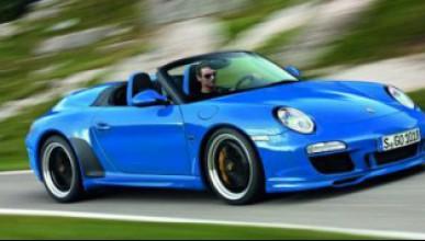 Porsche показа новото 911 Speedster