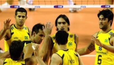 Бразилия критикува волейболистите си