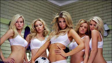 Най-готините блондинки в спорта