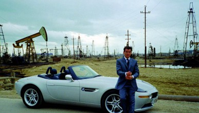 Автомобилите на Джеймс Бонд