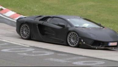 Lamborghini Jota Superleggera