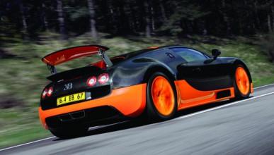 Най-бързата кола в света