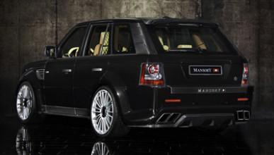 Range Rover Sport обновен