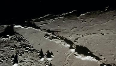 Вода на Луната