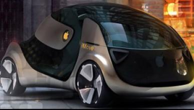 Apple прави кола?