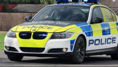 Британските патрулки - BMW