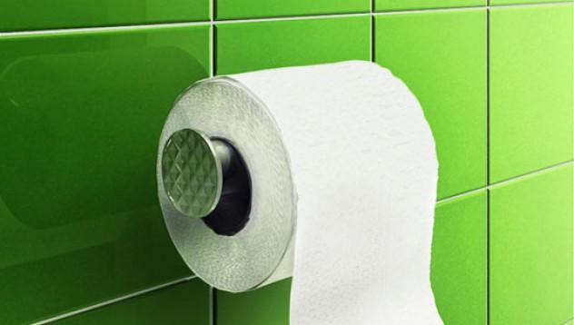 Упътване за тоалетна хартия