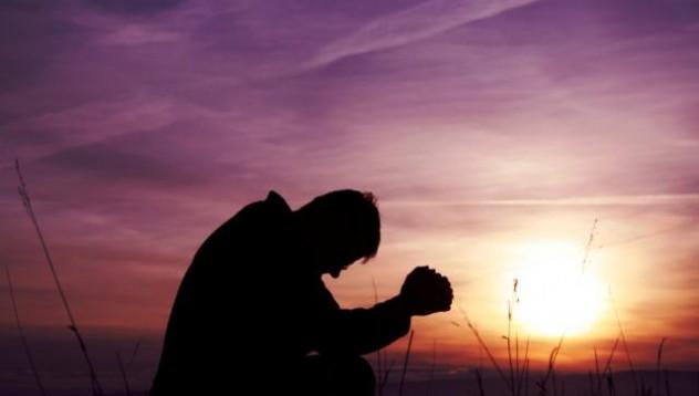 Молитвите на мъжа и жената