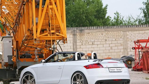 Audi TT RS с 430 кс